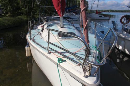 mariner 830 mazury port